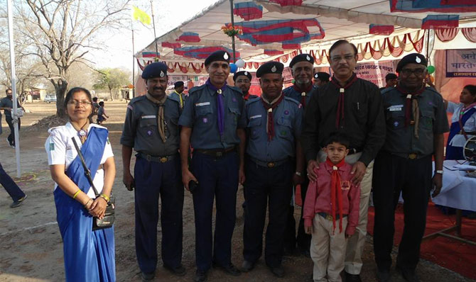 Rajasthan State Bharat Scouts and Guides, Government of Rajasthan, Jaipur.