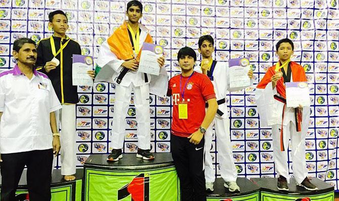 CK Classic International Taekwondo Championship has organized International Competition in Malaysia 2015.